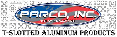Parco T-Slotted Aluminum Extrusion